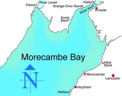 Walk Across Morecambe Bay